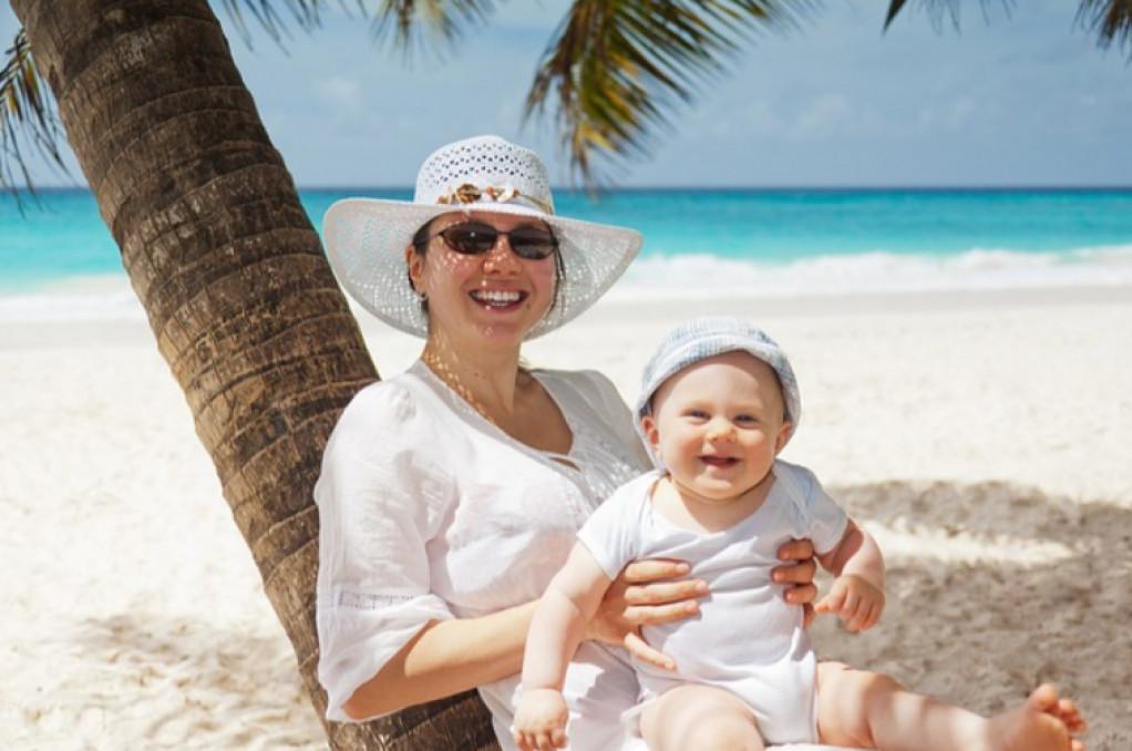 Rejs til Sri Lanka med baby