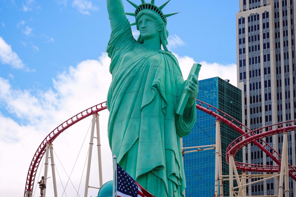 Oplev dynamisk storbyliv i New York