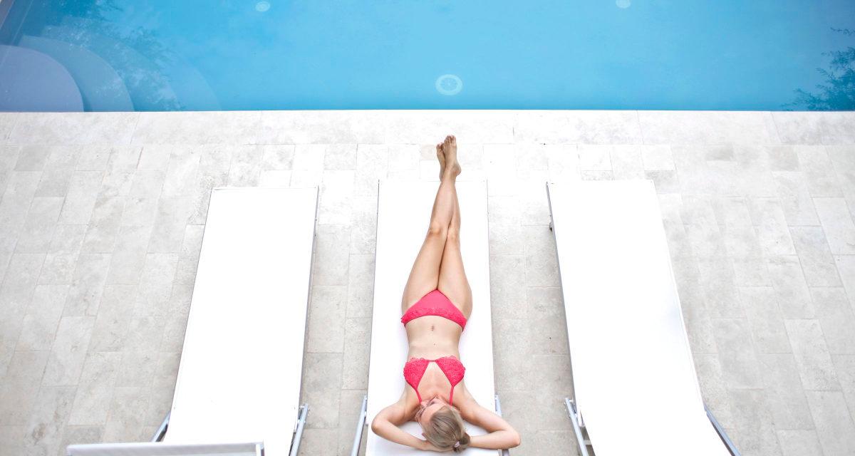 Er du bikiniklar til ferien?