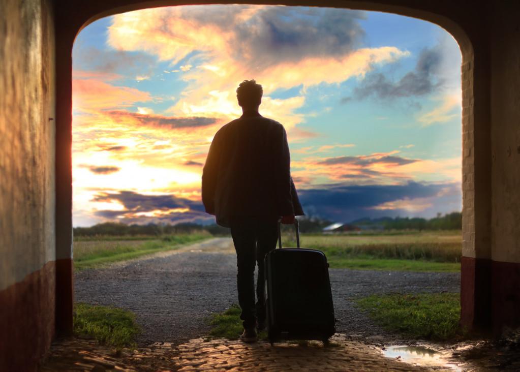 Sørg for altid at pakke ordentligt, når du skal på ferie
