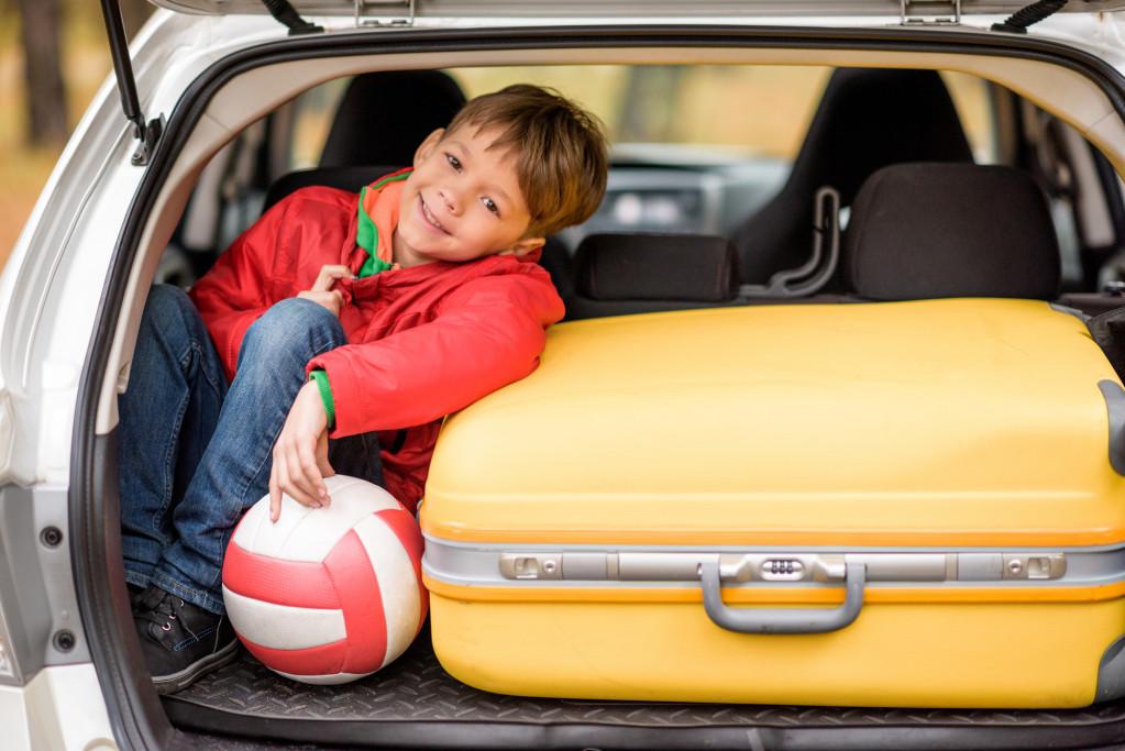 Bliv klar til sommerferien med den rigtige kuffert